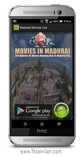Madurai Movies List