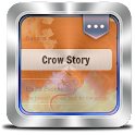 Crow Story GO SMS icon