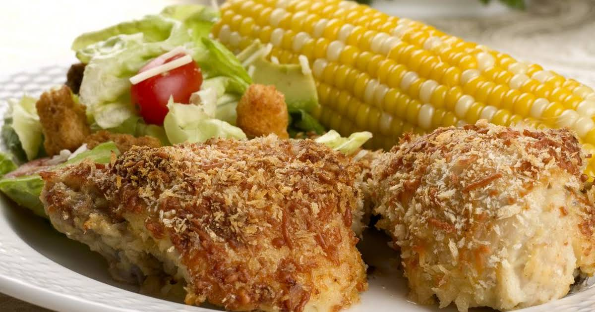 10 Best Baked Chicken Thighs With Panko Crumbs Recipes