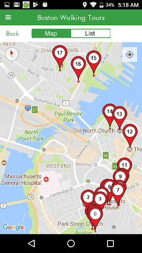 Boston Walking Tours screenshot 7
