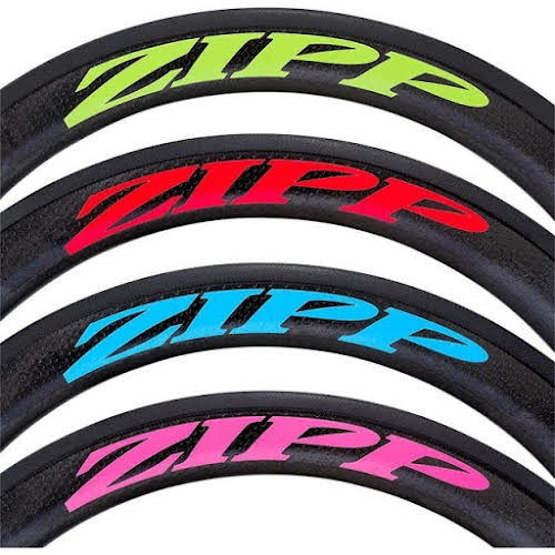 Zipp 303 Decal Set Complete for One Tubular or Carbon Clincher