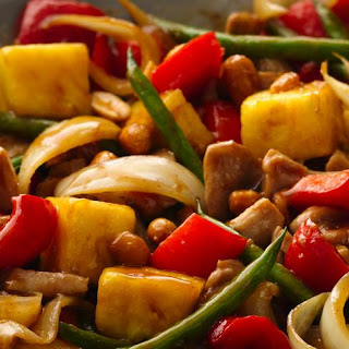 Sweet and Spicy Stir-Fry Chicken Recipe