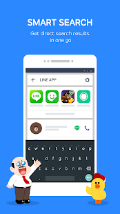 LINE Launcher Screenshot