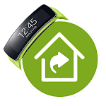 Launcher for Gear Fit