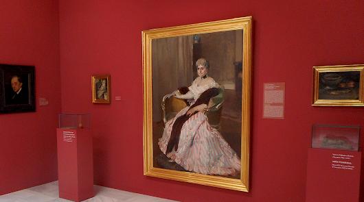 La Condesa de Albox de Sorolla, la historia de un retrato 'almeriense'