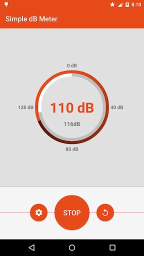 Hlukoměr - Simple dB Meter