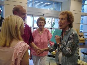 Photo: Sydelle Sher / 4-21-13 Les & Sydelle Art exhibit at Weissman Ctr
