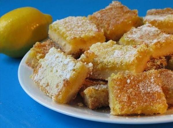 Crescent Roll Coconut Lemon Bars Recipe