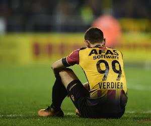 Nicolas Verdier joue avec le règlement: il est suspendu pour un match qu'il ne peut pas jouer