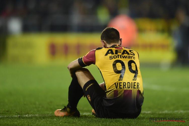 """Un pavé dans la marre signé Nicolas Verdier et Johan Timmermans: """"Eupen a marqué de drôles de buts"""""""
