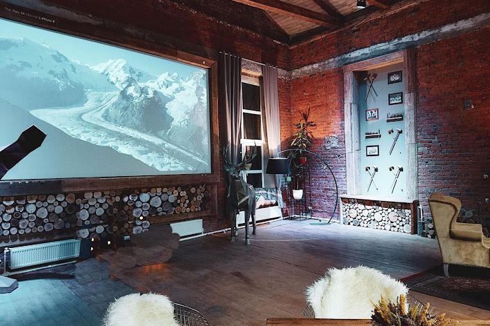 Фото №6 зала AG Loft Chalet
