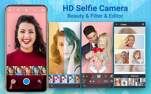 HD Camera Selfie Beauty Camera 1.3.7 9