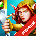 Defender Heroes: Castle Defense - Epic TD Game Icon