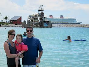 Photo: Castaway Cay and the Disney Dream