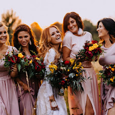 結婚式の写真家Snezhana Magrin (snegana)。11.02.2019の写真
