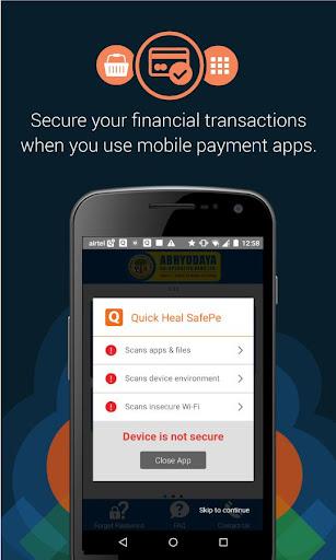 Quick Heal Total Security  screenshots 4