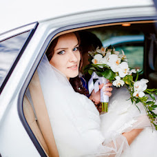 Wedding photographer Nadezhda Babushkina (nadya-ba). Photo of 20.10.2015
