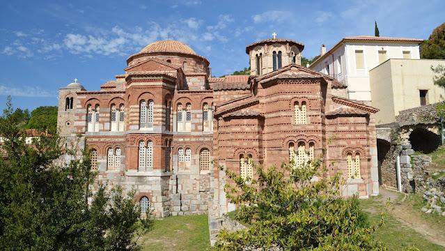 Hosios Loukas kolostor