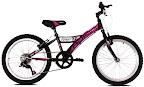 "Bicikl 20"" Stinger black / pink"