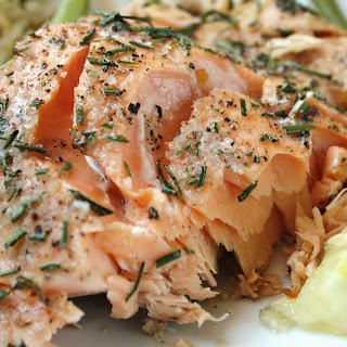 Grilled Rosemary Salmon Recipe