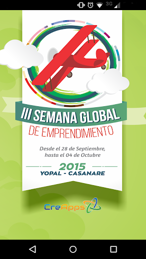 III Semana Emprendimiento 2015