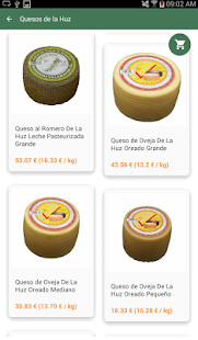 mentta - supermercado online- screenshot thumbnail