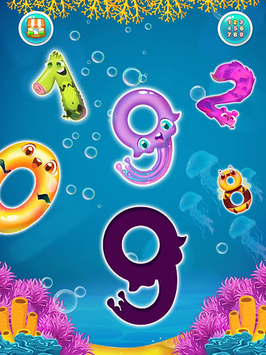 123 number games for kids - Count & Tracing 1.7.3 Screenshots 12