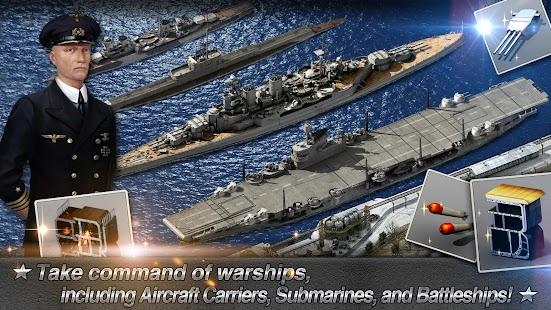 Navy Field - náhled