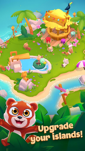 Pet Paradise - Bubble Pop  screenshots 3