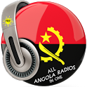 All Angola Radios in One Free icon