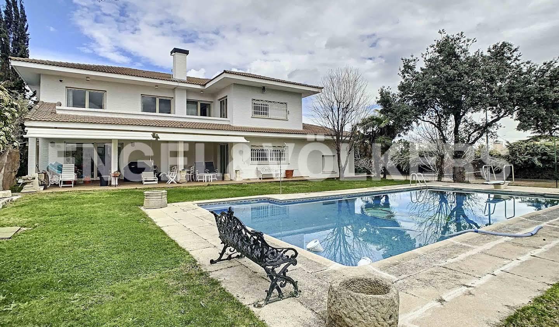 Maison avec piscine et terrasse Alcobendas