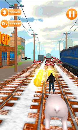 Skating Subway Surfers 1.0.1.5 screenshot 485241