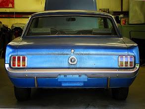 Photo: May 20, 2012 - 1964 1/2 Mustang Restoration #creative366project curated by +Jeff Matsuya and +Takahiro Yamamoto #under5k +Creative 366 Project