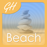 Beach Meditation - A Guided Peaceful Relaxation Icon