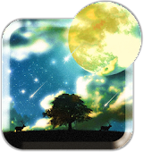 Night Nature Live Wallpaper