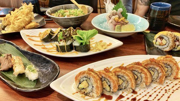 箸福•手作壽司丼飯-每日最新鮮漁獲日式料理,用心給饕客層出不窮的創意美味料理