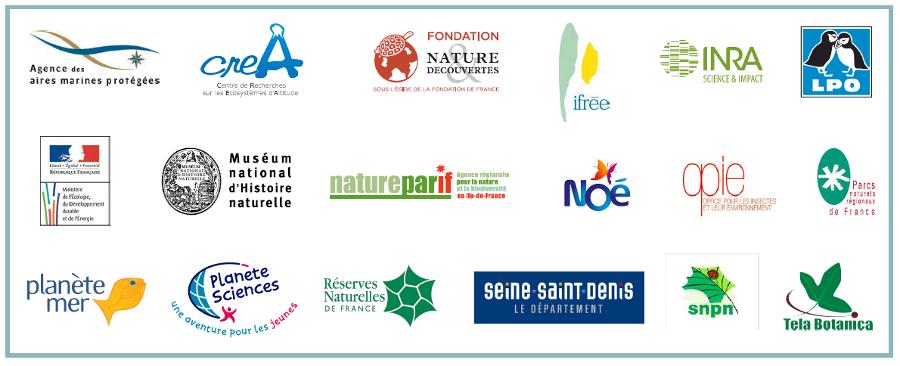 logos structures participantes