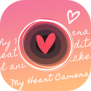 For heart stickers, My Heart Camera‏