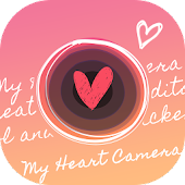 My Heart Camera - cute photo