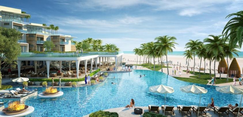 Biệt thự Sun Premier Village Kem Beach Resort sở hữu  nhiều tiện ích hấp dẫn