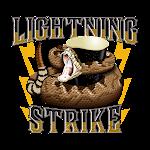 Rockyard Lightning Strike