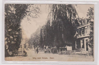Photo: Oude pastorie, afgebroken 1933
