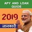 Guide For Atal Pension Yojana 2019 And PM Loan App icon