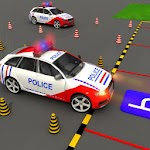 Police Car Parking Games Free Icon