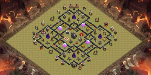 Base COC TH 1-11 Design 1.0 screenshots 2