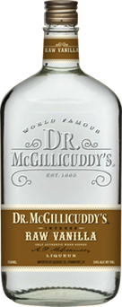 "Logo for Dr. Mcgillicuddy""S Vanilla"