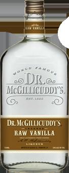 "Logo for Dr. Mcgillicuddy""S Vanilla"