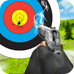 Real Shooting Army Training Icon
