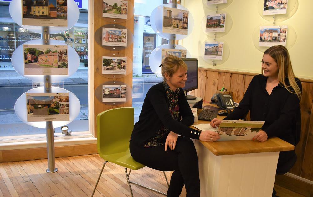 Martin Walker office photo