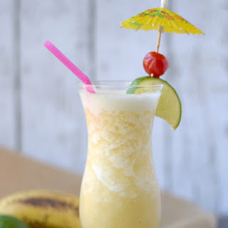 Frozen Banana Rum Drinks Recipes.